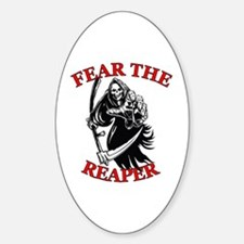 Fear The Reaper Decal