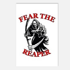 Fear The Reaper Postcards (Package of 8)