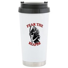 Fear The Reaper Travel Mug