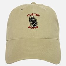 Fear The Reaper Baseball Baseball Cap