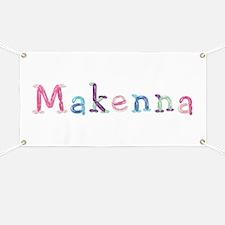 Makenna Princess Balloons Banner