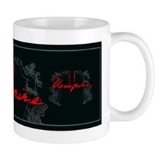 Vampire Blood Dance Small Mugs