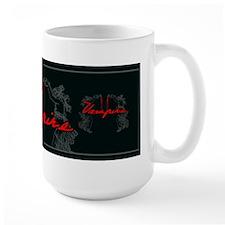 Vampire Blood Dance Ceramic Mugs