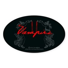 Vampire Blood Dance Decal