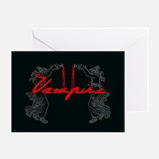 Vampire Blood Dance Greeting Cards (Pk of 10)