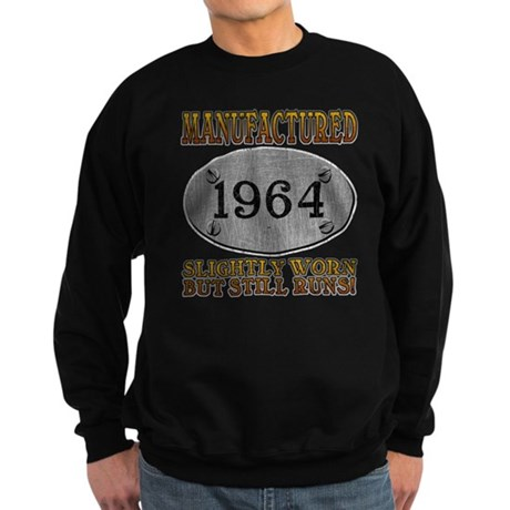 Manufactured 1964 Sweatshirt (dark)
