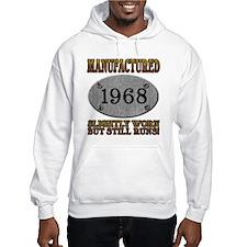 Manufactured 1968 Hoodie