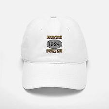 Manufactured 1924 Baseball Baseball Cap
