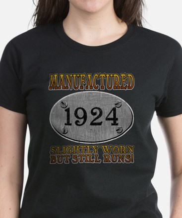 Manufactured 1924 Tee