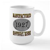 1927 Large Mugs (15 oz)