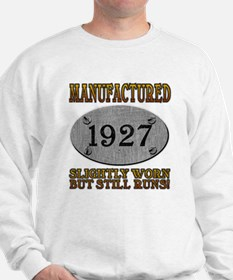 Manufactured 1927 Sweatshirt