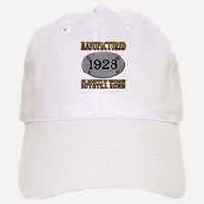 Manufactured 1928 Baseball Baseball Cap