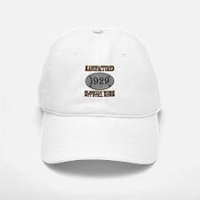 Manufactured 1929 Baseball Baseball Cap