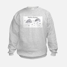 Cute Math rocks Sweatshirt
