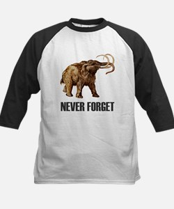 Never Forget Woolly Mammoth Tee