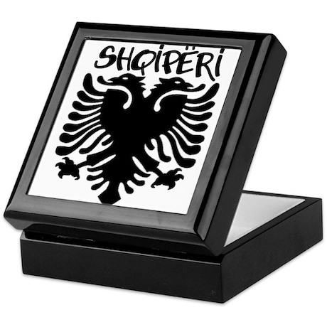 Shqiperi Keepsake Box