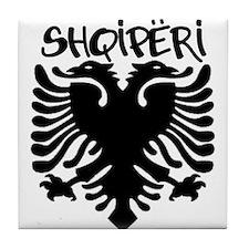 Shqiperi Tile Coaster