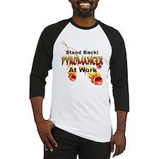 Pyromancer Baseball Jersey