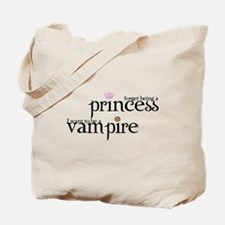 forget being a princess i wan Tote Bag