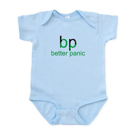 BP Better Panic Infant Bodysuit