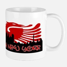 Albanians Run New York Mug