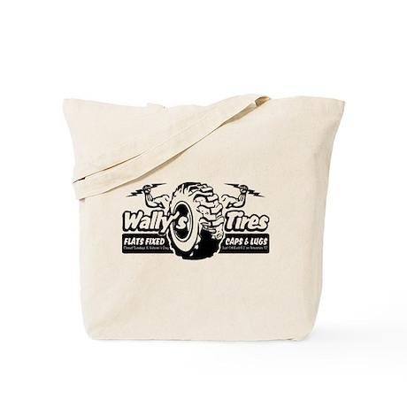Wally's Tires Tote Bag