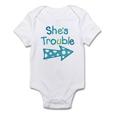 ShesTrouble Body Suit