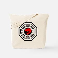Red Herring Dharma Tote Bag