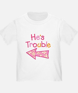 HesTrouble T-Shirt
