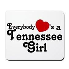 Everybody Hearts a Tennessee Mousepad