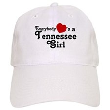 Everybody Hearts a Tennessee Baseball Cap