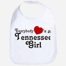 Everybody Hearts a Tennessee Bib