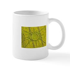 crop circles Mug