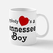 Everybody Hearts a Tennessee Mug