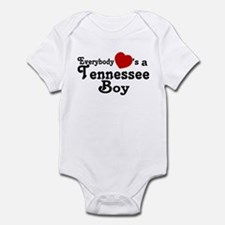 Everybody Hearts a Tennessee Infant Bodysuit