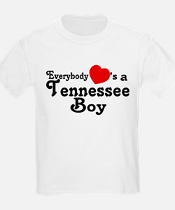 Everybody Hearts a Tennessee T-Shirt