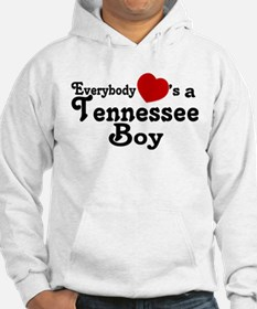 Everybody Hearts a Tennessee Hoodie