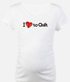 Love to Quilt Shirt