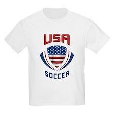 Soccer Crest USA T-Shirt
