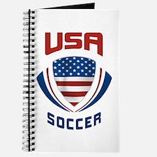 Soccer Crest USA Journal