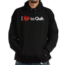 Love to Quilt Hoodie