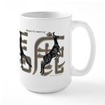 Magnificently Baka Large Mug
