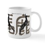 Magnificently Baka Mug