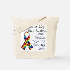 Autism/Sensory Processing Tote Bag