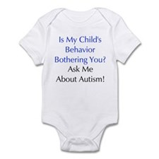 Autism/Sensory Processing Infant Bodysuit
