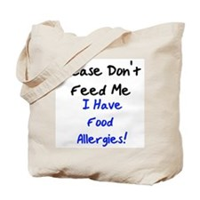 Cool Kids allergy Tote Bag