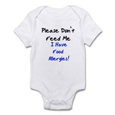 Cute Special needs children Infant Bodysuit