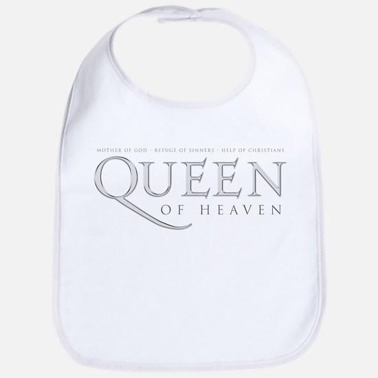 Queen of Heaven Bib