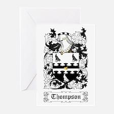 Thompson I Greeting Cards (Pk of 10)