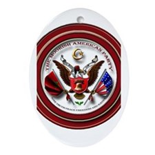 New Section Ornament (Oval)